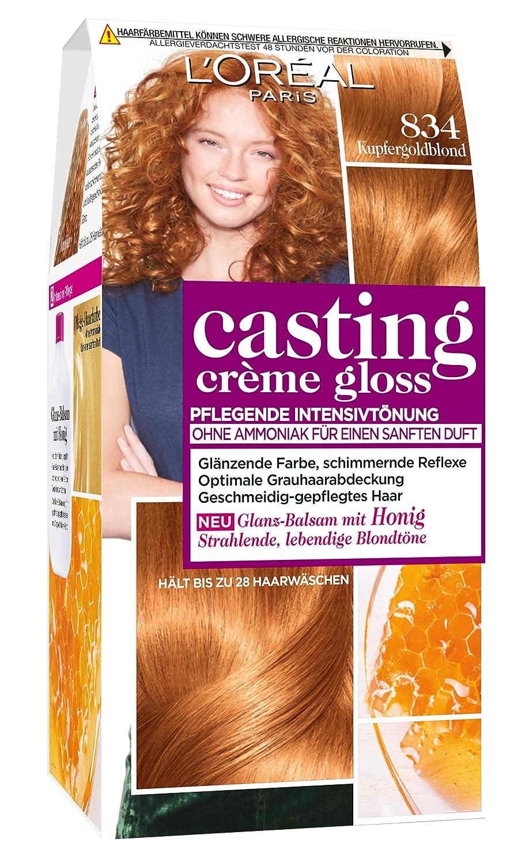 L'Oréal Paris Casting Creme Gloss Sunkiss Gelée 03, 1er Pack (1 x 1 Stück)