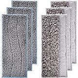 LesinaVac - Almohadillas de repuesto para Braava Jet M6 lavables (3 almohadillas húmedas y 3 almohadillas secas)