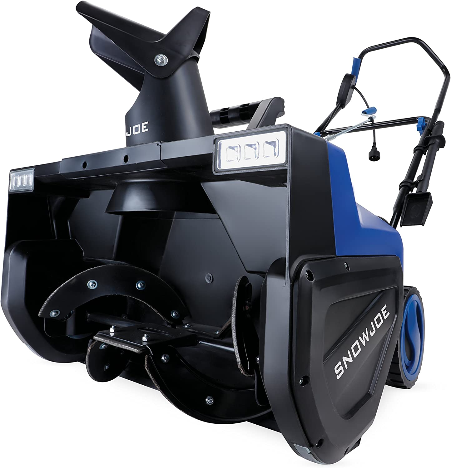 Snow Joe SJ627E 22-Inch 15-Amp Electric Snow Thrower w Dual LED Lights