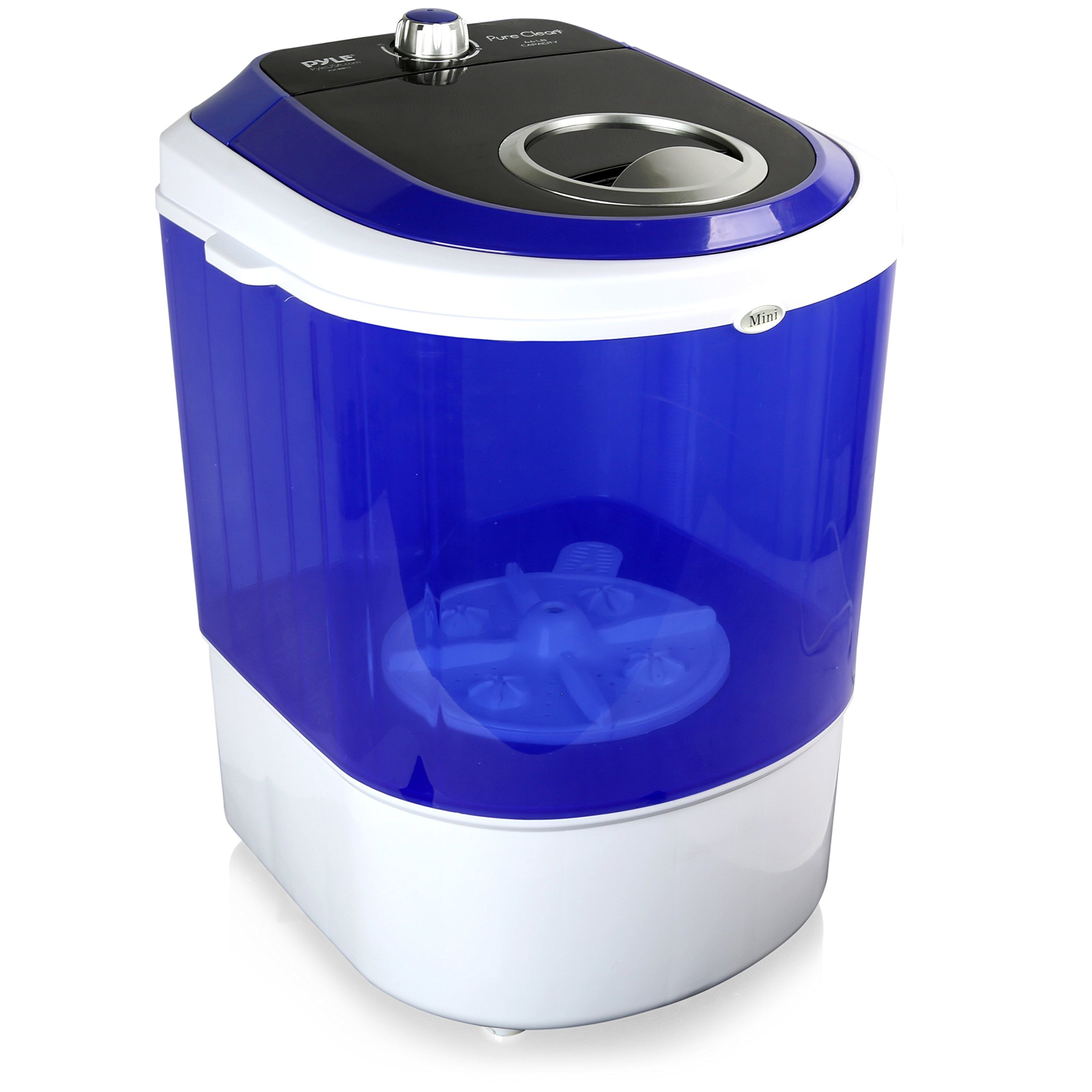 Pyle Mini Portable Washing Machine