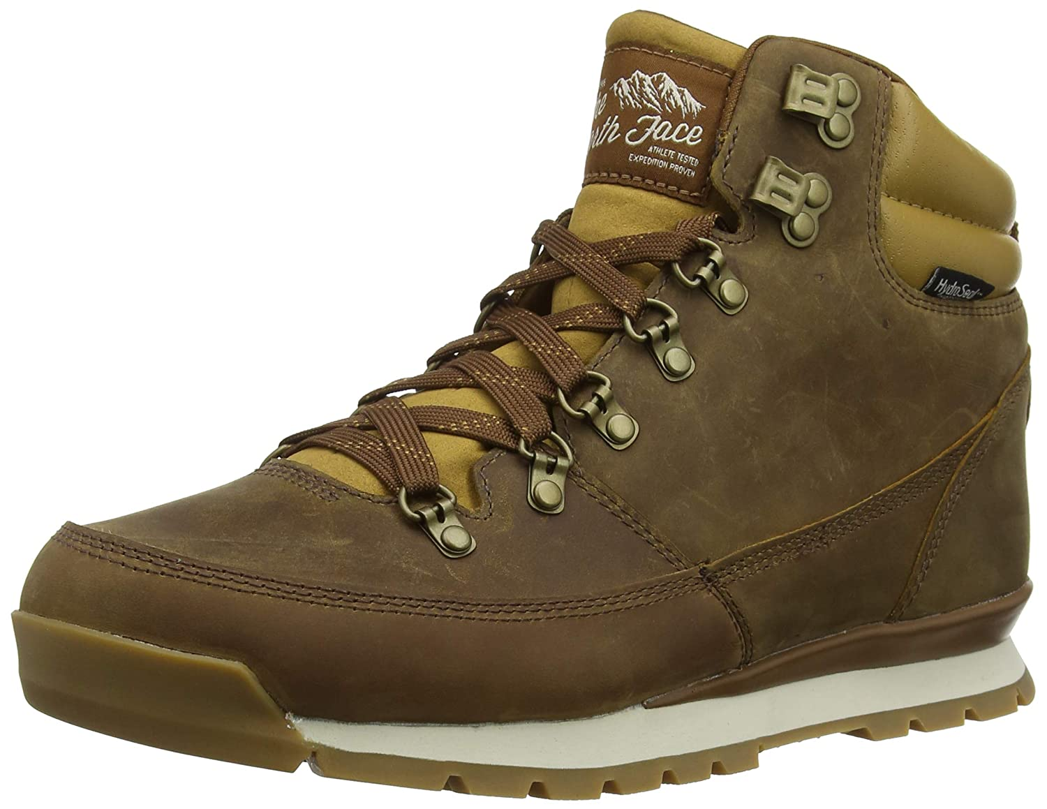 TALLA 43 EU. The North Face Back-to-Berkeley Redux Leather, Botas de Senderismo para Hombre