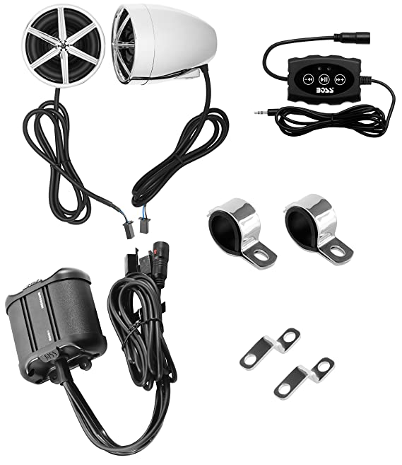 Review BOSS Audio MC600B Bluetooth,
