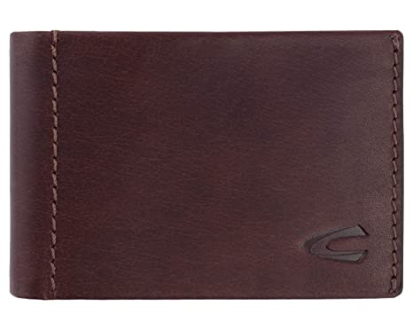 camel active Niagara Monedero, 11 cm, Marrón (Braun): Amazon ...