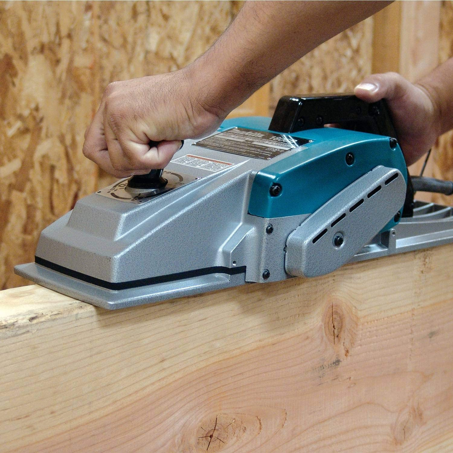 Makita 1806B Electric Hand Planers product image 4