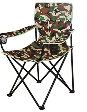 Magnificent Amazon Com Uline Big Boy Fold Out Camo Chair Kitchen Dining Ibusinesslaw Wood Chair Design Ideas Ibusinesslaworg
