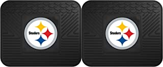 product image for FANMATS 12302 NFL - Pittsburgh Steelers Utility Mat - 2 Piece