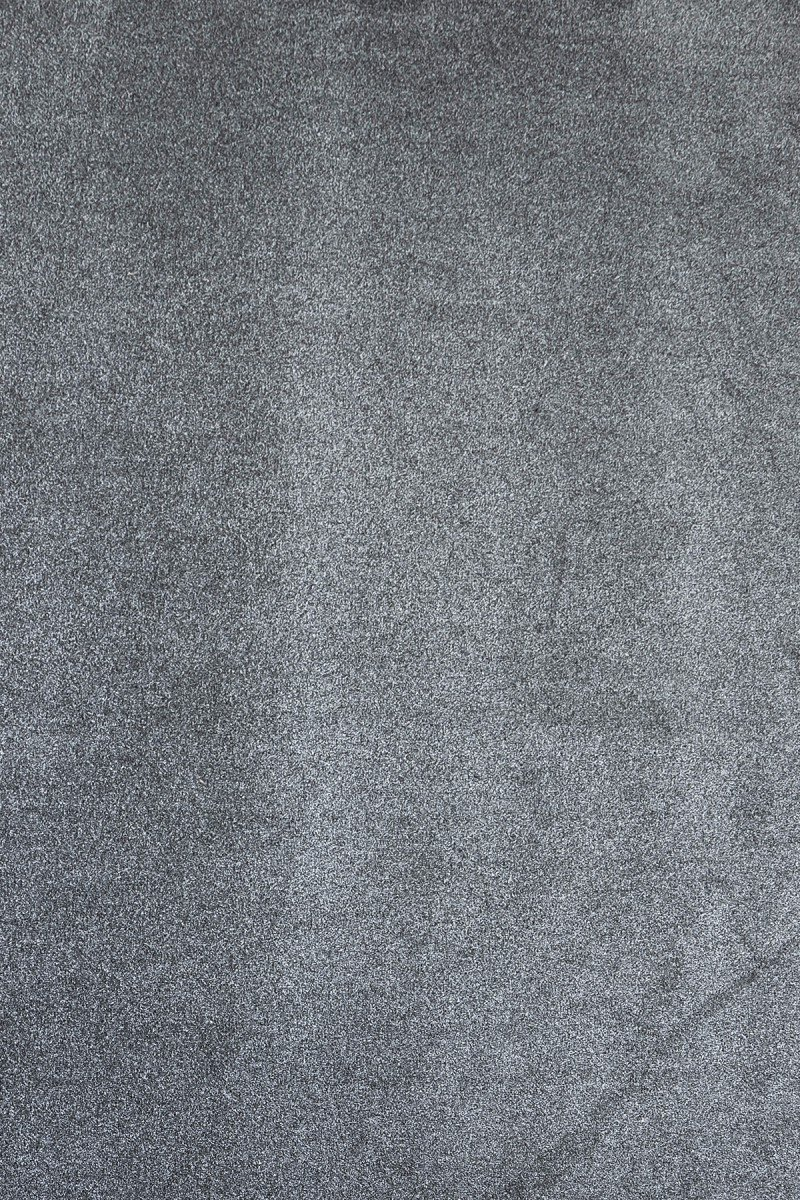Havatex Teppich Melange Frieze Athen - und schadstoffgeprüft   robust pflegeleicht und schmutzresistent   Küche Wohnzimmer Schlafzimmer Spielzimmer Kinderzimmer, Farbe Grau, Größe 160 x 180 cm