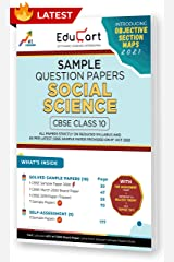 Educart CBSE Class 10 Social Science Sample Question Papers 2021 (As Per 9th Oct CBSE Sample Paper) Kindle Edition
