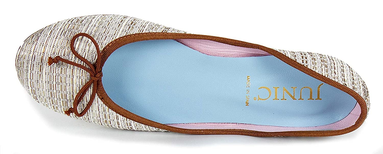Junic Ballerina BEE low cut Damen Ballerina Junic - made in Spain b0e50c