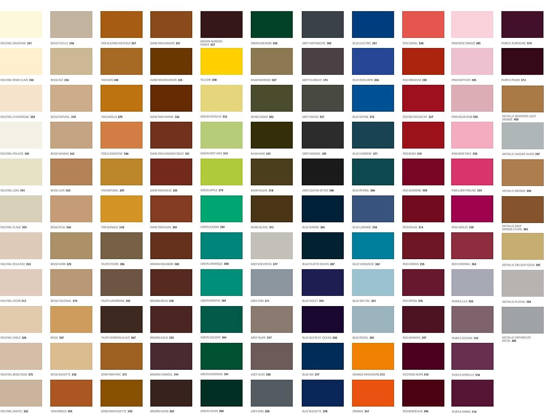 Famaco Cream Polish, Lustra Zapatos Unisex Adulto, Morado (Purple Myrtille), 50 ML