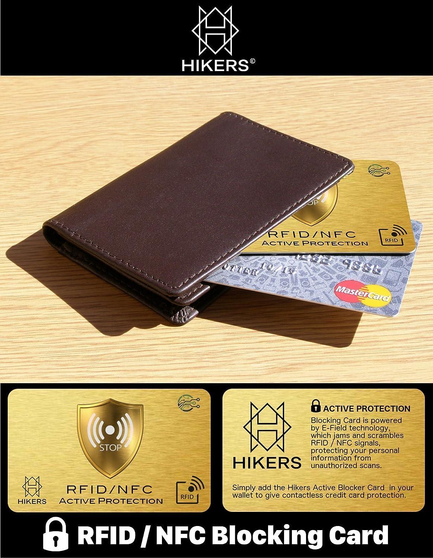 pasaporto Carta di blocco RFID//NFC Protezione per carta di credito contactless 1 carte carta bancomat carte bancaria