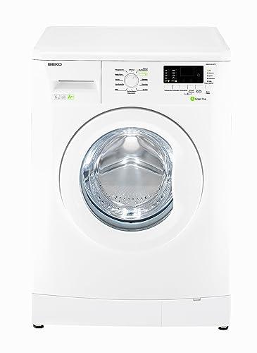 Amazon.com: Beko Waschmaschine WMB 61432 PTE Weiß: Aparatos