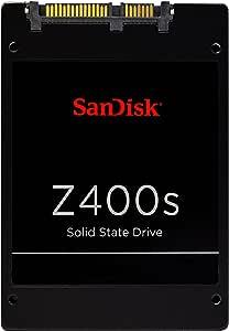 "Sandisk Z400s Solid State Drive - Internal Serial_Interface 2.5"" SD8SBAT-064G-1122"