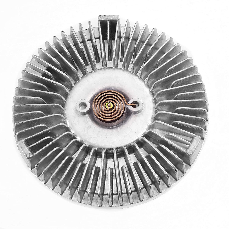 ADIGARAUTO 2789 Premium Engine Cooling Fan Clutch for 97-05 Ford F150 F250 F350 E150 E250 E350 Expedition 4.2L 4.6L 5.4L 22168