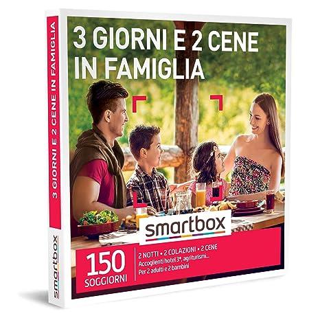 Cofanetto Regalo Per Famiglia Con Bambini.Smartbox Cofanetto Regalo Per La Famiglia Idee Regalo