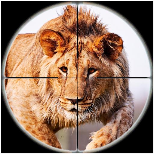 (Lion Hunting FPS Hero : Wild Lion Sim FPS Hunting Hero Ultimate Furious Tiger wild sim puma Simulator lion City Revenge Games 2019)