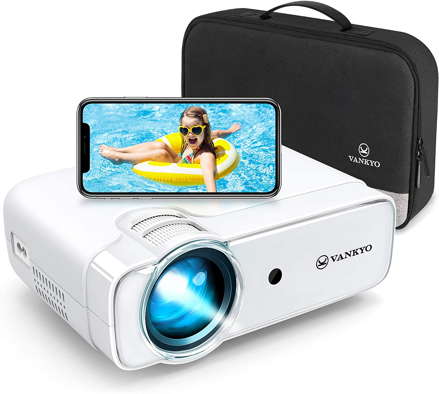 VANKYO Leisure 430 Projector 5000 Lumens 236 inches 1080p