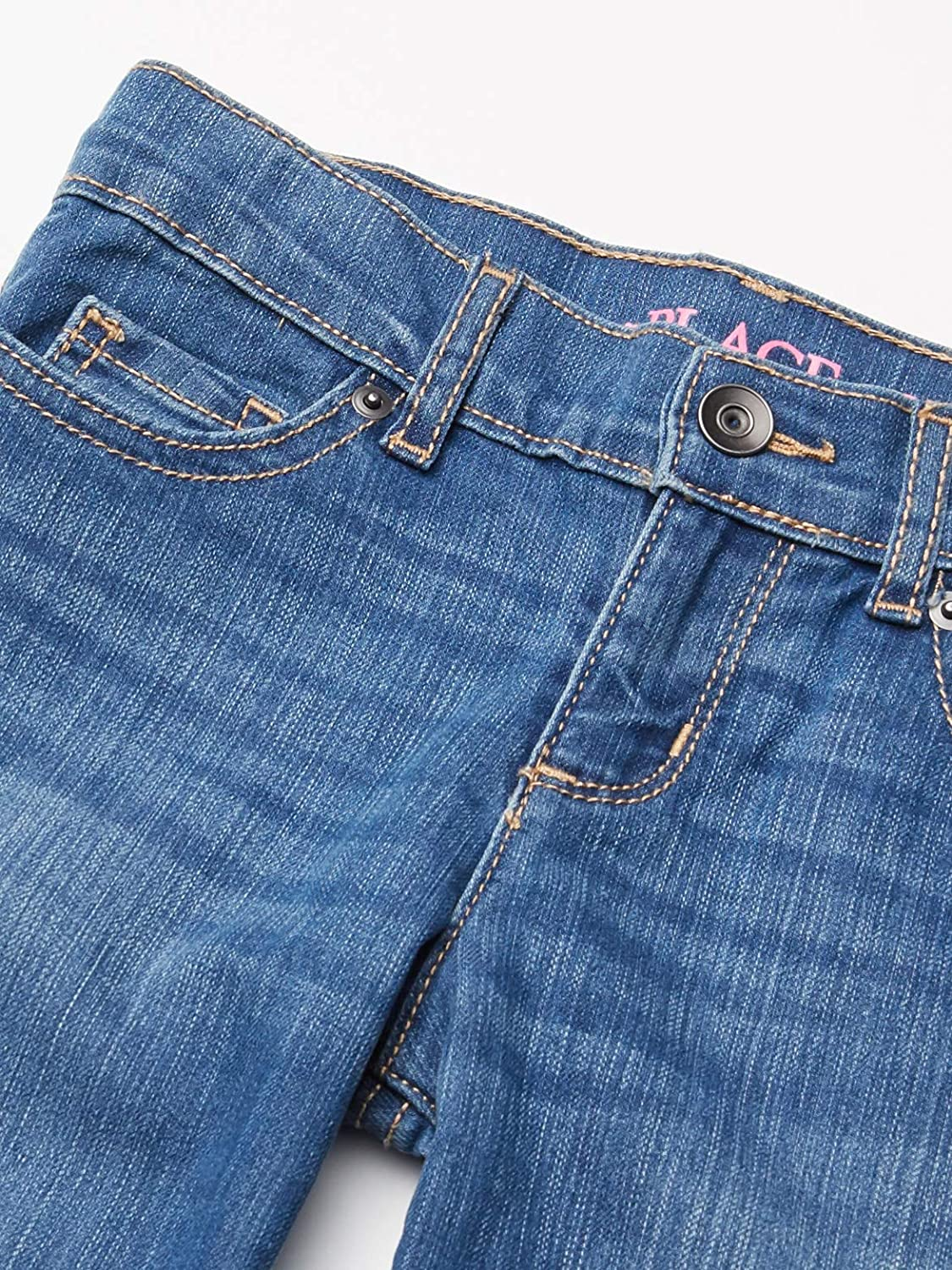 The Childrens Place Girls Basic Skinny Jeans