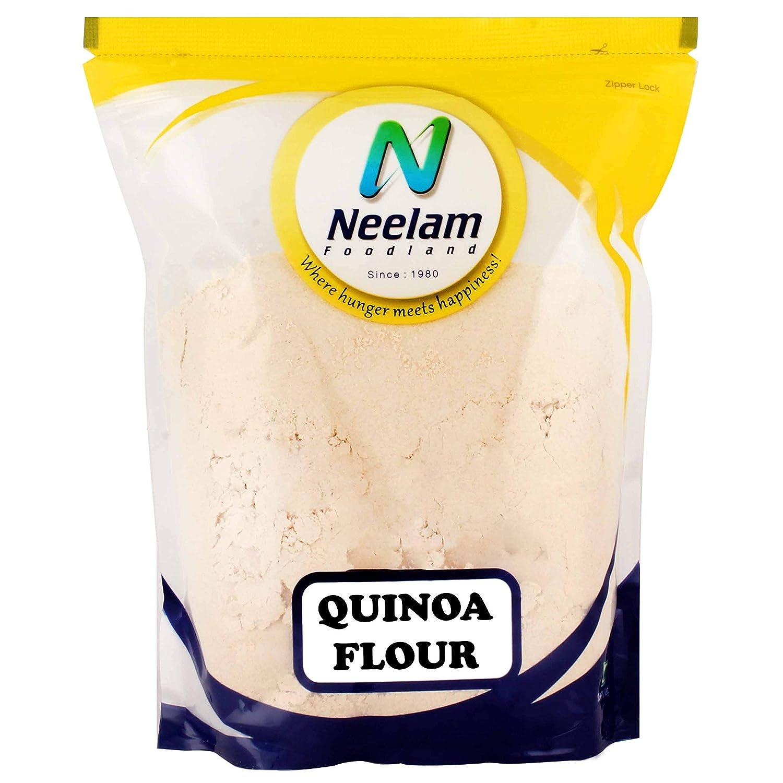 Harina de quinua blanca 17.64 oz (17,63 onzas)