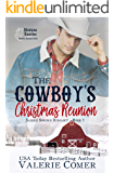 The Cowboy's Christmas Reunion: a second chances Montana Ranches Christian Romance (Saddle Springs Romance Book 1)
