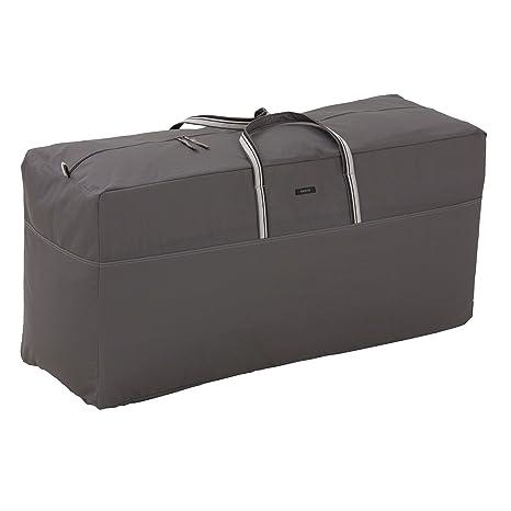 Amazon Com Classic Accessories Ravenna Patio Seat Cushion Cover