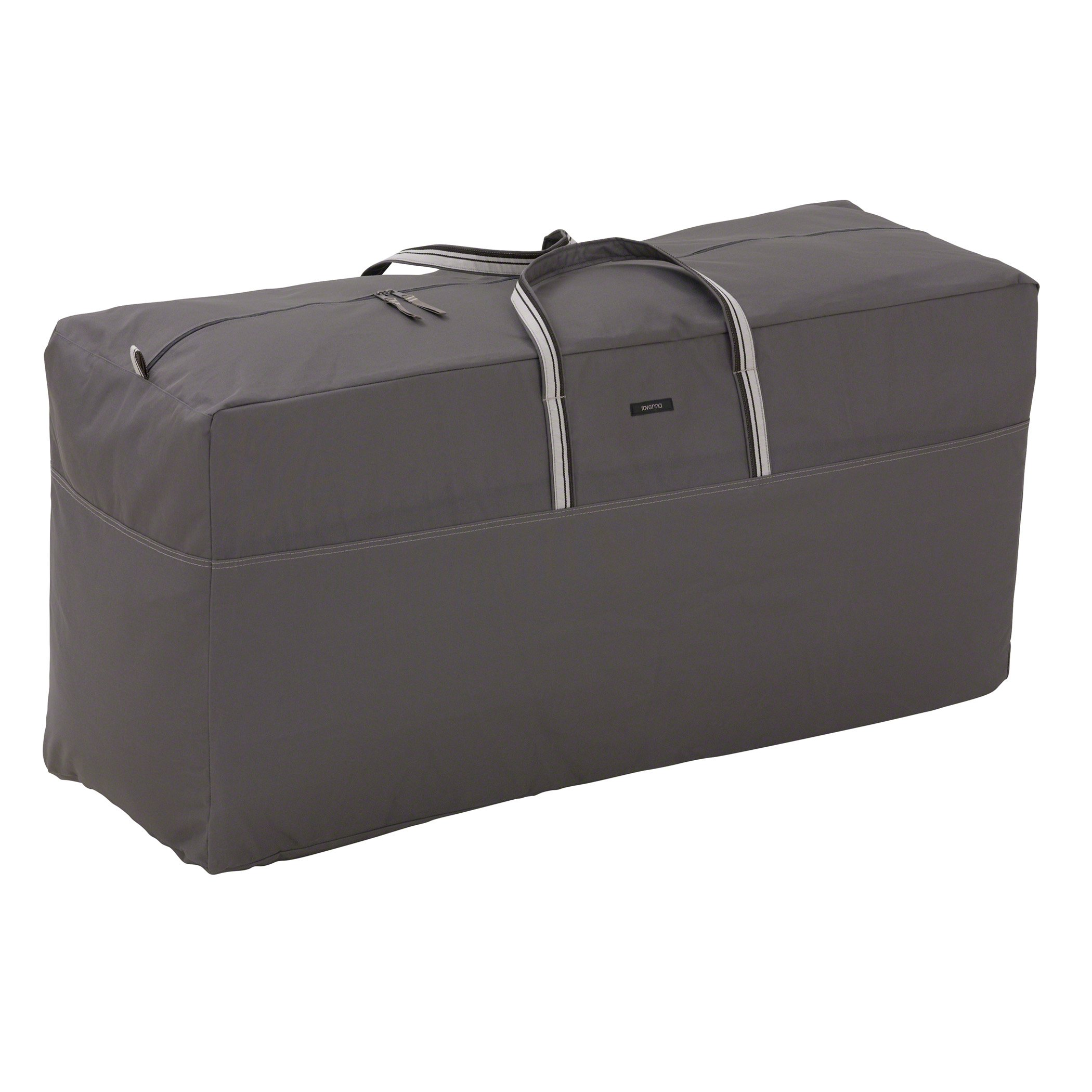Classic Accessories Ravenna Oversized Cushion & Cover Storage Bag - Premium Outdoor Cover with Durable and Water Resistant Fabric (55-809-065101-EC)