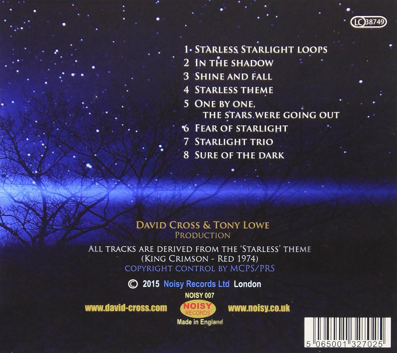 Starless Starlight By David Cross Robert Fri Music Mobile Legend Member Gift Card