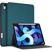 ProCase New iPad Air 4 Case (Latest Model), iPad 10.9 inch 2020 Case with Pencil Holder, Slim Protective Folio Stand…