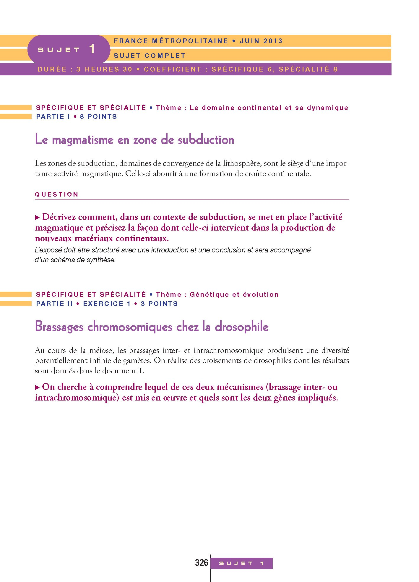 Annales Annabac 2014 Lintégrale Bac S: Sujets et corrigés en maths, physique-chimie et SVT: Amazon.es: Collectif: Libros en idiomas extranjeros
