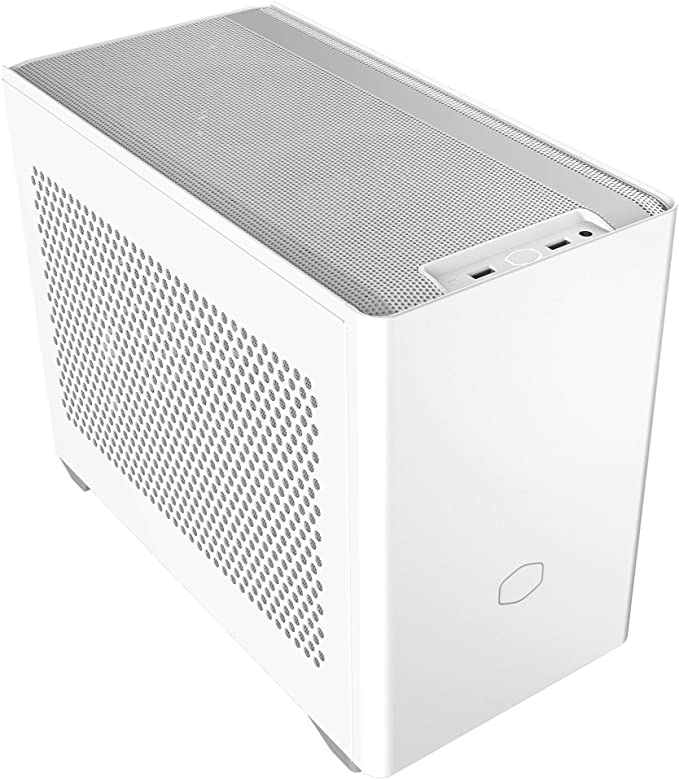 Cooler Master NR200 White SFF Small Form Factor Mini-ITX Case with Vented  Panel, Triple-slot GPU, Tool-Free and 360 Degree Accessibility, Without PCI  Riser: Amazon.co.uk: Computers & Accessories