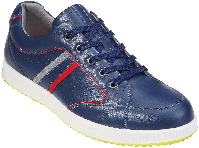 サウスポートメンズゴルフシューズスパイクsx8761 (ブルー, 8.5 )   B014J00VPA