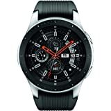 Samsung Galaxy Watch (46mm, GPS, Bluetooth, Unlocked LTE) – Silver/Black (US Version)