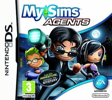 my sims skyheroes nds