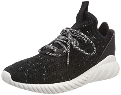 low priced 501d8 d1faf adidas Originals Tubular Doom Sock Shoes 11.5 D(M) US Core Black White