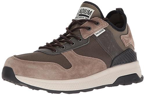 9005afbfc67 Palladium Men's Ax Eon Army Runner Sneaker: Amazon.co.uk: Shoes & Bags