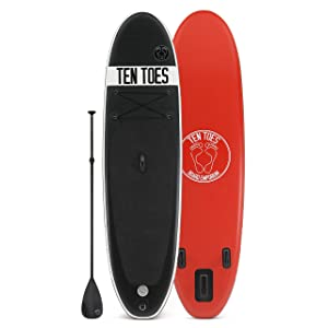 Ten Toes Board Emporium weekender