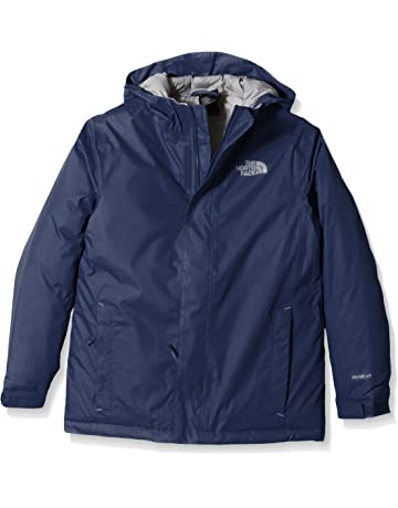 ae8a5c44f01 The North Face Y Snowquest Jacket - Chaqueta Unisex para niños