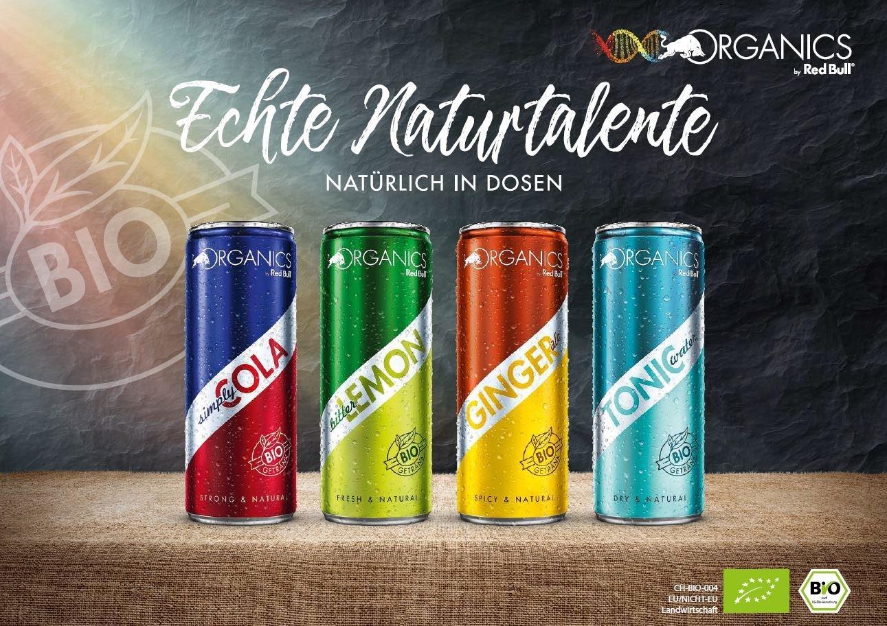 Red Bull Getränke Kühlschrank : Organics by red bull bitter lemon dosen bio er palette einweg