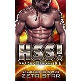 Hss!: An Alien Warrior Romance (Warriors of Gr'mlakin (Alien Romance Comedy Adventure) Book 2)