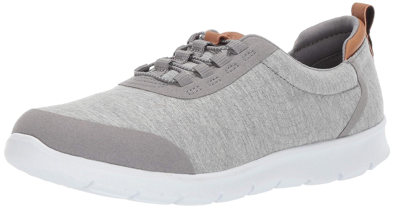 Grey Heathered Fabric Clarks Women's Step Allenabay Sneaker