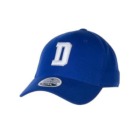 Amazon.com   Dallas Cowboys Men s D Cap Royal Large X-Large   Sports ... 82c4a162c
