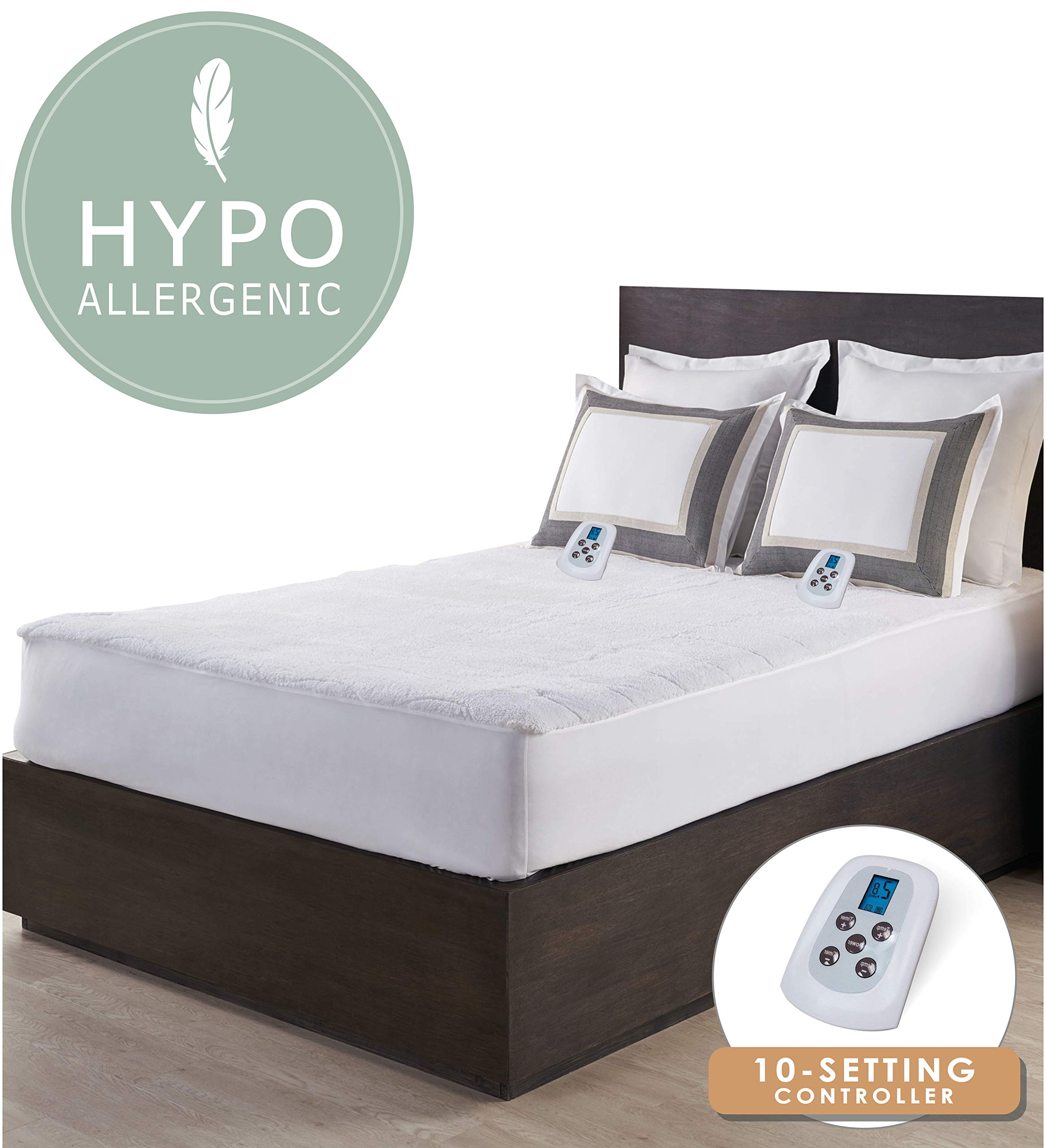 Best Rated In Electric Warming Mattress Pads Amp Helpful