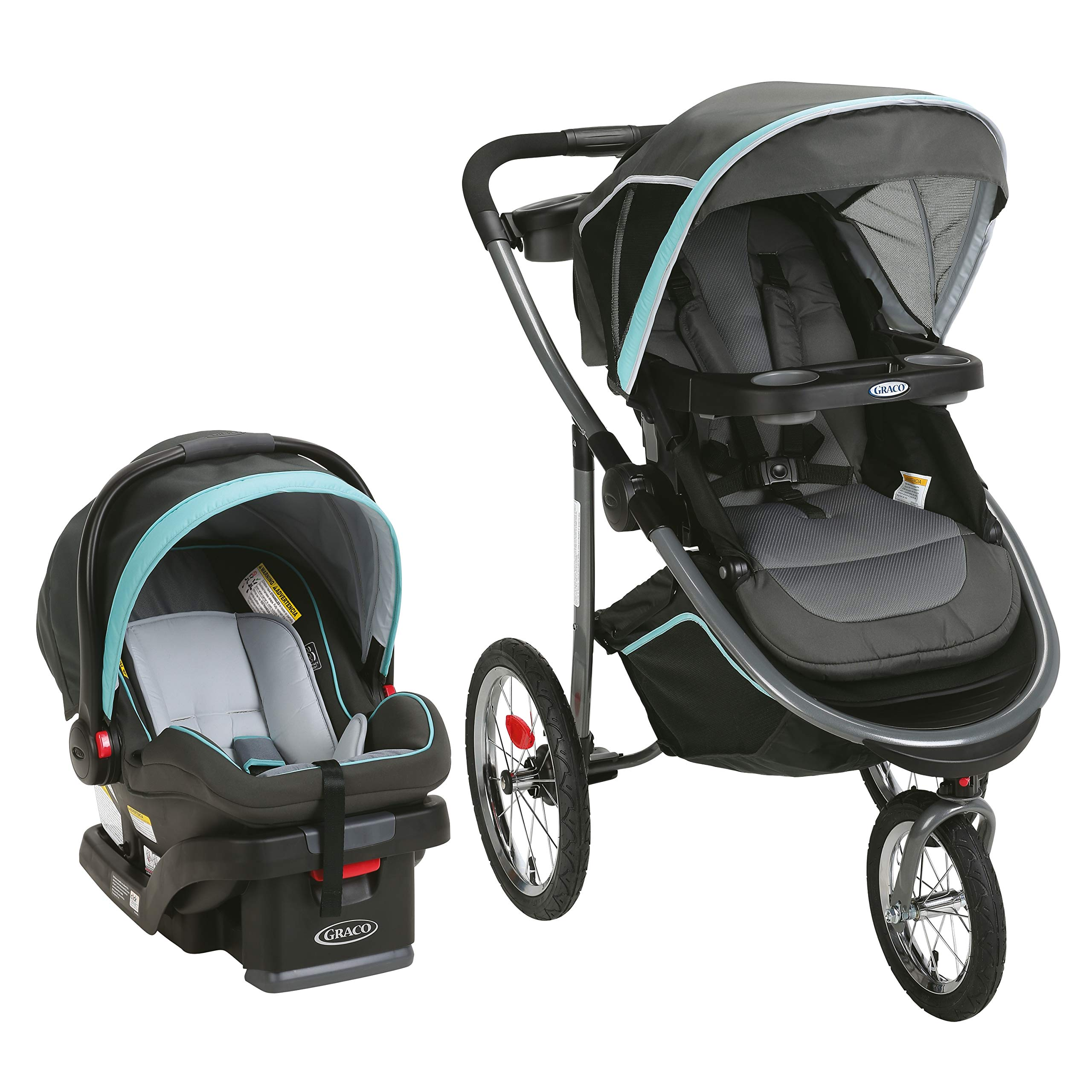 Graco Modes Jogger Travel System Stroller, Tenley by Graco (Image #3)
