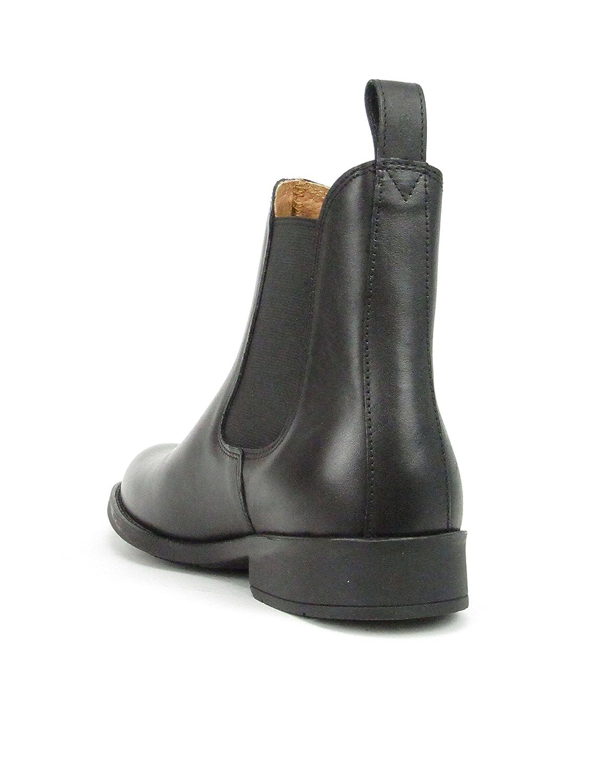 Rumpf Stiefel 150436 Reit Sport Jagd Tanz Theater Bühnen Stiefel Outdoor Stiefel Bühnen schwarz mit Gummisohle - a878cb