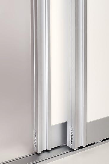 Puerta Corredera montar Incluye Marco de Aluminio Tipo A, con ...