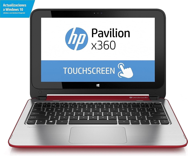 HP Pavilion x360 11-n007ns - Portátil convertible de 11.6