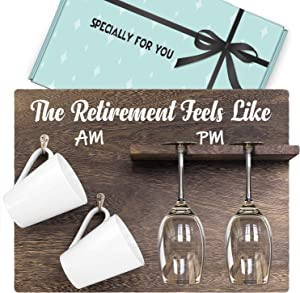 2021 Retirement Gifts for Women and Men -