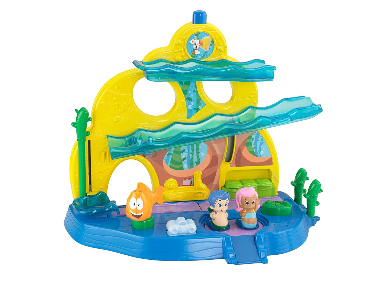 fisher price bubble guppies swim sational playsets