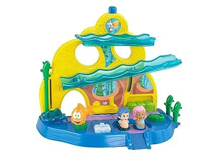 Amazoncom Nickelodeon Fisher Price Bubble Guppies Swim Sational