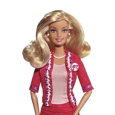 Barbie X2930 - Poupée - Présidente